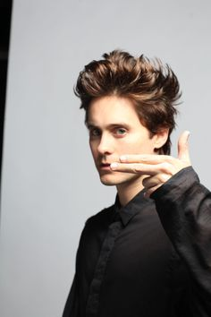 jared leto. 30 seconds to mars *.*