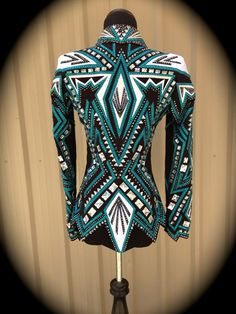 dry creek designs show clothes Western Show Shirts, Western Show Clothes, Western Outfits, Western Wear, Western Jackets, Horse Riding Clothes, Horse Show Clothes, Showmanship Jacket, Show Jackets
