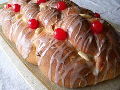Grandmas Cardamom Bread (Bohemian Braided Bread)