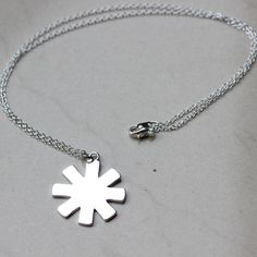 3$ Red Hot Chili Peppers PENDANT necklace