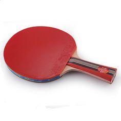 artículos deportivos auténticos dobles peces de cuatro estrellas raqueta de tenis de mesa de raqueta horizontal siete tablero inferior de ping-pong bat para principiantes Spoon Rest, Sporty, Tennis Racket, Doubles Facts, Stars, Board, Sports, Boards