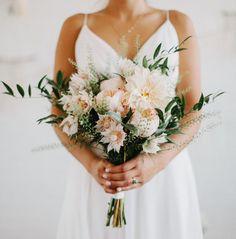 28+ Best Blush wedding bouquets - weddingtopia