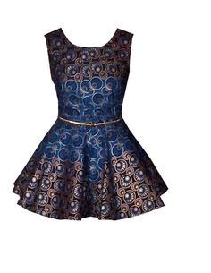 African print peplum, yes. African Inspired Fashion, African Print Fashion, Africa Fashion, Fashion Prints, Kitenge, African Print Dresses, African Fashion Dresses, African Dress, African Prints