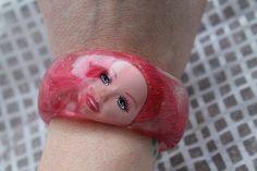 CUSTOM ORDER Beauty of the Sea OOAK Upcycled Barbie by RedHotDan, $45.99