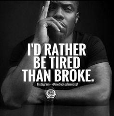 Motivation mindset.