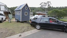 beck and reece tiny house tiny abode australia 001   The Tiny Abode: A Steel Framed Tiny House in Australia