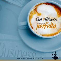 Que este hábito seja sempre bem-vindo em reuniões de negócios. Simplesmente... uma delícia, não acha?!  #cafe #negocios www.ganhecomcafe.com