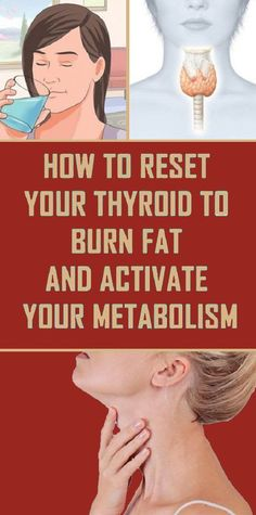 How To Reset Your Thyroid To Activate Your Metabolism And Start Burning Fat - DIY Beauty Secrets Ideen Health And Fitness Expo, Health And Fitness Articles, Wellness Fitness, Health Advice, Wellness Quotes, Natural Health Tips, Natural Health Remedies, Health And Beauty Tips, Herbal Remedies