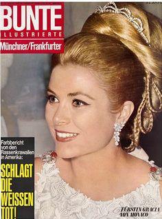 1967: Fürstin Gracia Patricia von Monaco