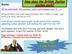 7 HOURS OF LESSONS - all fully resourced lessons on law and justice: differentiated to 3 levels or more, Perfect for Citizenship or a British Values. Tes Resources, Teaching Resources, Citizenship Lessons, British Values, Law And Justice, Criminal Law, Character Education, Life Skills, Classroom Management