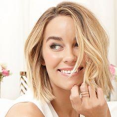 Lauren Conrad_Beach Waves for Short Hair tutorial-29