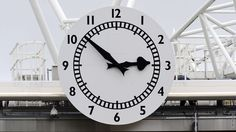 We're the Clooock End, We're the Cloooock End, We're the Clock End, Highbury!  I know we had to move with the times but that still sends a shiver. This article discusses the famous old clock and it's new offsrping..