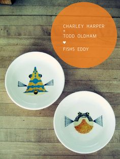 fishs eddy + c.harper + todd oldham