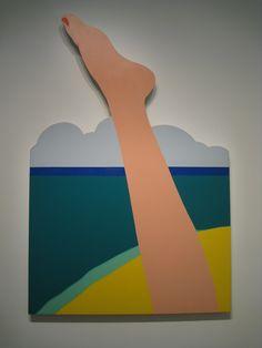 Art Frame: Tom Wesselmann: Beyond Pop Art