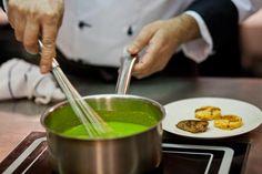 Pest-Buda http://www.pestbudabistro.hu/ | Konyha   #budapest #restaurant #pestbuda #design #restaurantdesign #kitchen #food