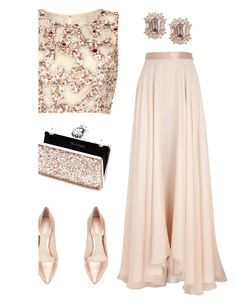 Designer Clothes, Shoes & Bags for Women Beautiful Summer Dresses, Beautiful Gowns, Girl Fashion, Fashion Dresses, Womens Fashion, Classy Outfits, Stylish Outfits, Formal Chic, Evening Outfits