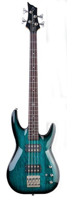 DBZ Barchetta ST Bass Trans Teal