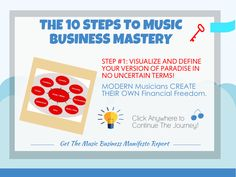 The First Step in Taking Your Music Business to the Next Level.  http://www.jamieleger.com/music-business/rule-1/
