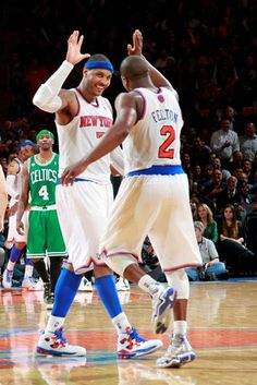 Knicks Now - Gameday Gallery  Relive Game 2 As Knicks Defeat Celtics At MSG 35870e5e2
