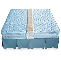 pop-up trundle bed set, two twins make a king size bed when popped