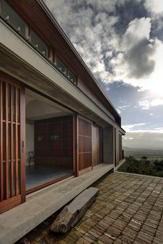 Mountainside House, Nuovo Galles del Sud, 2014 - Hill Thalis Architecture + Urban Projects