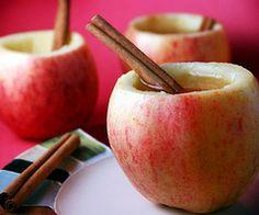 Apple cider apples.