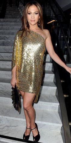 Jennifer Lopez  InStyle