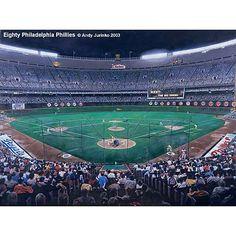 The Vet Phillies Stadium