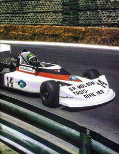 Gilles Villeneuve 1976. Nascar, Belgian Grand Prix, Bmw Classic Cars, Gilles Villeneuve, Speed Racer, Vintage Race Car, Automobile, Car And Driver, Formula One