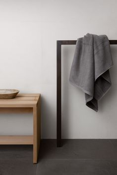 The Detail makes a difference . Bathroom . Towel . Home decor . Interior Design Inspiration .