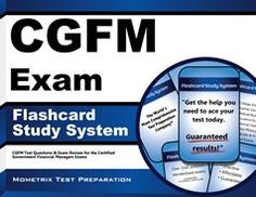 CGFM Flashcards