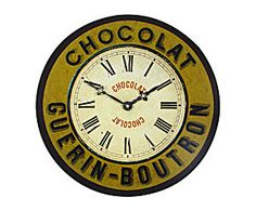 chocolat clock