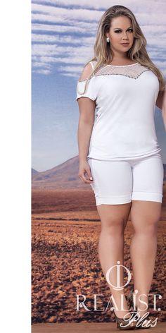 Realist Plus Size. Look da coleção Verão 2014/15. Look para reveillon. www.facebook.com/realistplus www.instagram.com/realistplus #plussizefashion #plussizeoutfits #plussize #plus #size