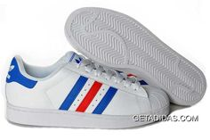 new style 65df3 97c7c Super Mens WORLD GRAIN DAY Comfortable Casual White Blue Red Shoes Adidas  Superstar II TopDeals, Price   75.08 - Adidas Shoes,Adidas  Nmd,Superstar,Originals