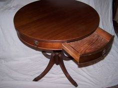 Duncan Phyfe Round Table With Drawer.62 Best Duncan Phyfe Images In 2014 Duncan Phyfe Furniture Styles