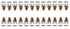 Fantasy Monsters 022 - Goblins
