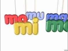 ▶ DISCOVERY KIDS // EDUCACIÓN SINTÉLICA / MAMA - YouTube Ma Me Mi Mo Mu