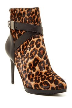 Dalyons Platform Bootie by Enzo Angiolini on @nordstrom_rack