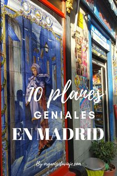 30 Madrid Ideas Madrid Madrid Restaurants Madrid Travel