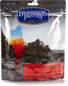$7.50 | Backpacker's Pantry Backpacker's Pantry Cuban Coconut Beans and Rice - 2 Servings at REI.com