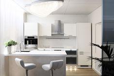 Ledit soveltuvat hyvin keittiön valaistukseen