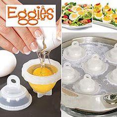 SET 6pcs Eggs Steamer Cooking Tools | eBay