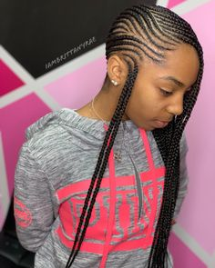 lemonade braids - lemonade braids _ lemonade braids hairstyles _ lemonade braids kids _ lemonade braids with curly hair _ lemonade braids ponytail _ lemonade braids with color _ lemonade braids beyonce _ lemonade braids with curly ends Braided Hairstyles For Black Women Cornrows, Black Kids Hairstyles, African Braids Hairstyles, Wig Hairstyles, Protective Hairstyles, Protective Styles, Black Girl Braids, Braids For Black Women, Braids For Black Hair
