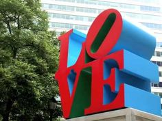 Museum Without Walls™: AUDIO - LOVE by artist Robert Indiana