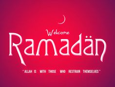 Ramadan 2014....Wishing you a blessed Ramadan
