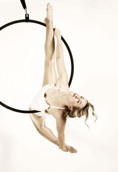 Aerial hoop #PoleDanceSilhouette