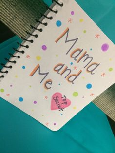 I've Already Decided (Mother + Daughter) – Activity Days Recognition Activity