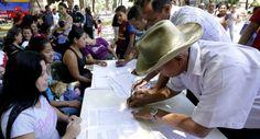 Más de 13 millones de patriotas han firmado carta que exige derogación de decreto contra Venezuela