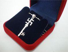 Sterling Silver Ganesh Swastika Buddha Hindu Key Charm Pendant Necklace Chain by yhtanaff on Etsy https://www.etsy.com/uk/listing/86695360/sterling-silver-ganesh-swastika-buddha