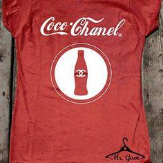 T-shirt Coco-Chanel